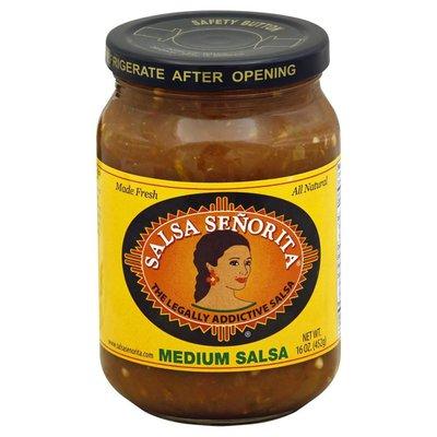 Salsa Senorita Salsa, Medium