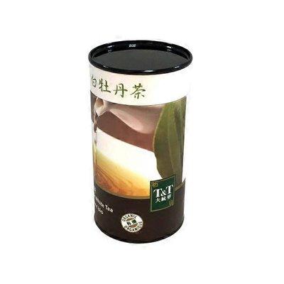 T&T Organic White Loose Tea