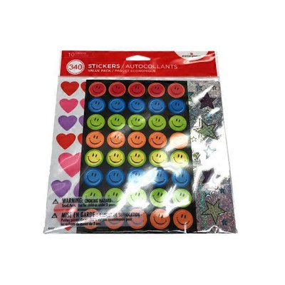 Nl Sticker Variety Pack