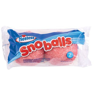 Hostess Snoballs Single-Serve