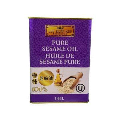 Lee Kum Kee Pure Sesame Oil Tin