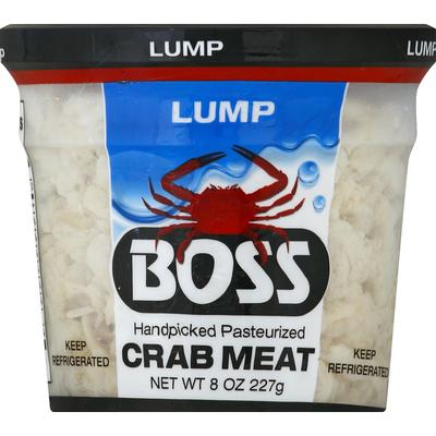 Hugo Boss Crab Meat, Lump