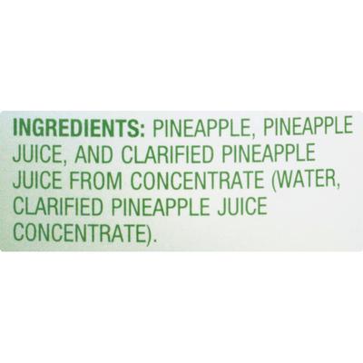 Dole Pineapple Chunks