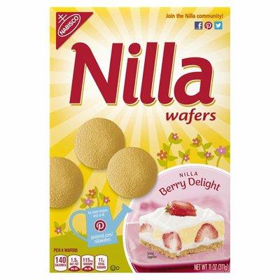 Nilla Wafers Cookies