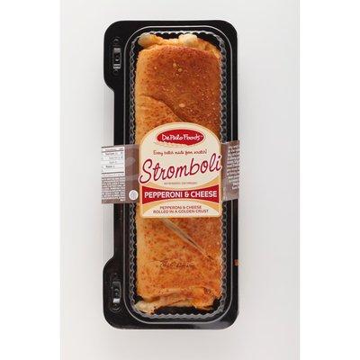 DePalo Foods Stromboli, Pepperoni & Cheese