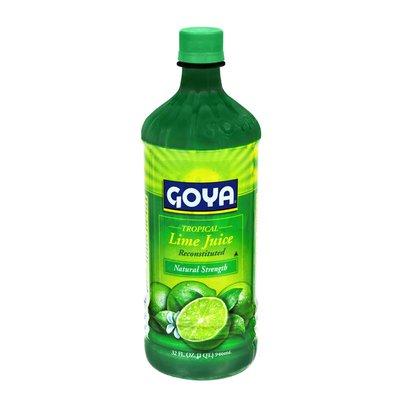 Goya Tropical Lime Juice