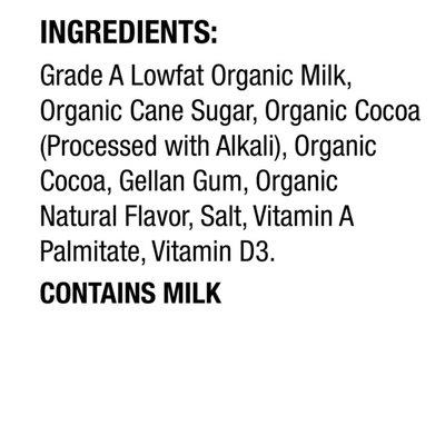 Horizon Organic 1% Lowfat UHT Chocolate Milk