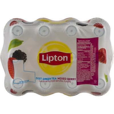 Lipton Diet Green Tea Mixed Berry