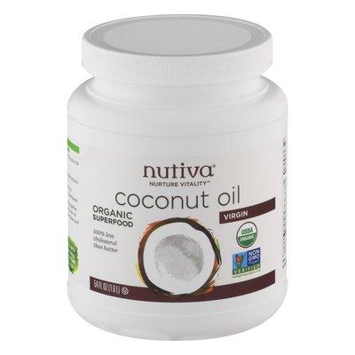 Nutiva Organic Superfood Virgin Coconut Oil