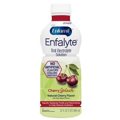 Ifcn Enfalyte Oral Electrolyte Hydration Solution - Natural Cherry Splash Flavor