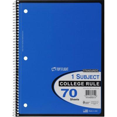 Top Flight Standards® 1 Subject College Rule