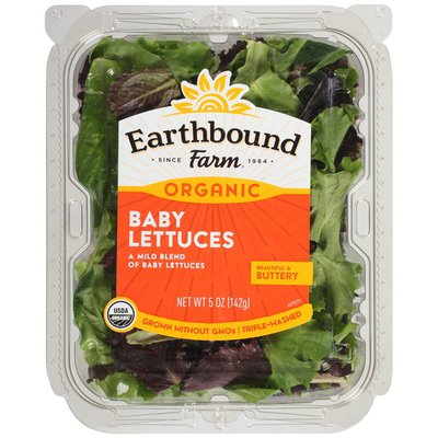 Earthbound Farms Organic Sweet Baby Lettuces