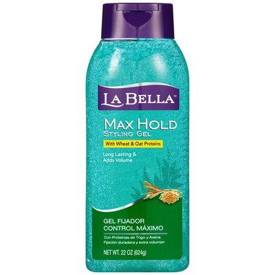 La Bella Max Hold Styling Gel