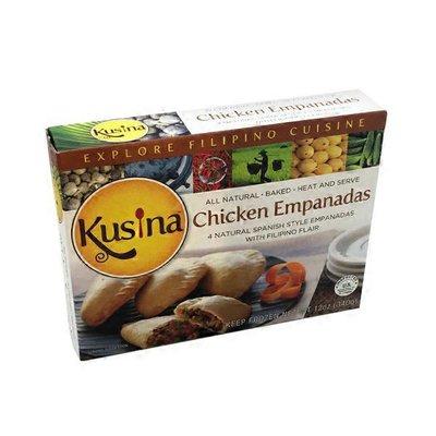 Kusina Chicken Empanadas