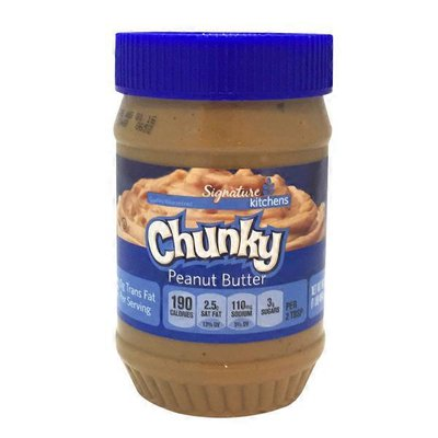 Signature Kitchens Chunky Peanut Butter