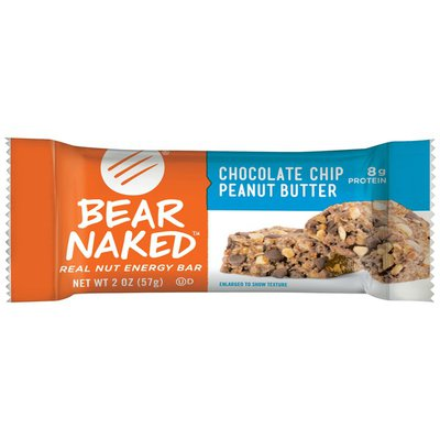 Bear Naked Chocolate Chip Peanut Butter Real Nut Energy Bar
