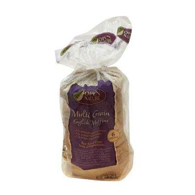 Open Nature Multi Grain English Muffins