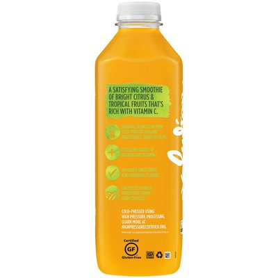 Evolution Fresh Cold-Pressed Organic Fruit Juice Smoothie