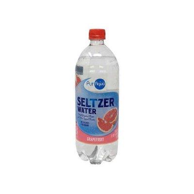 PurAqua Grapefruit Seltzer Water
