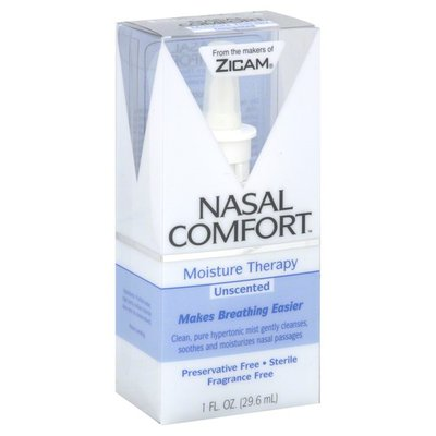Nasal Comfort Moisture Therapy, Unscented