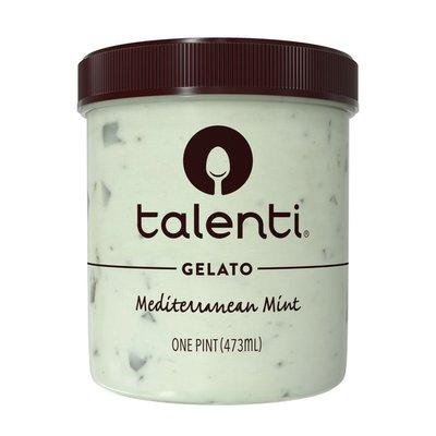 Talenti Gelato Mediterranean Mint