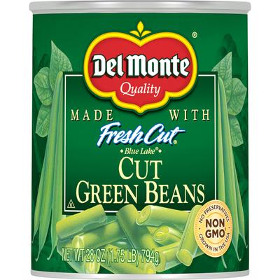 Del Monte Fresh Cut Blue Lake Green Beans