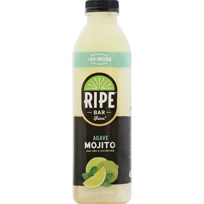 RIPE Bar Juice Juice, Mojito, Agave
