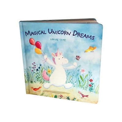 Jellycat Unicorn Dreams Board Book