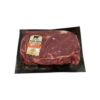 Black Angus USDA Choice Beef Ribeye Steak
