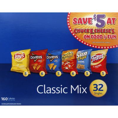 Frito Lay's Classic Mix