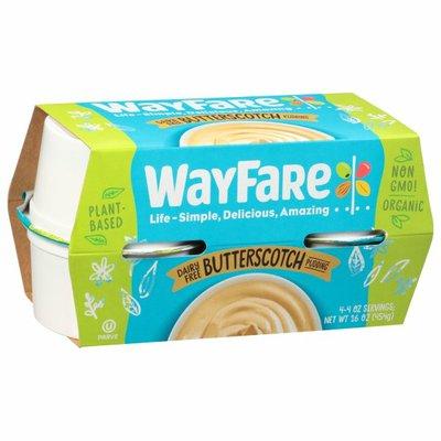 Wayfare BUTTERSCOTCH DAIRy FREE PUDDING