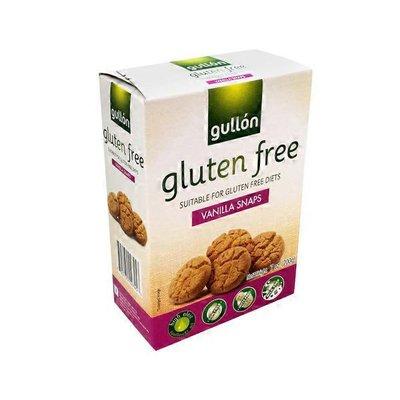 Gullon Gluten Free Vanilla Snaps Cookie
