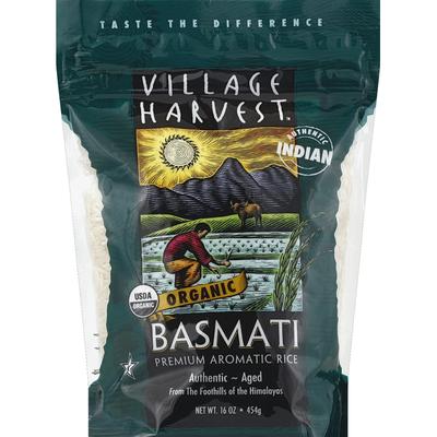 Village Harvest Rice, Organic, Basmati