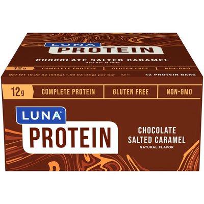 LUNA Protein Chocolate Salted Caramel