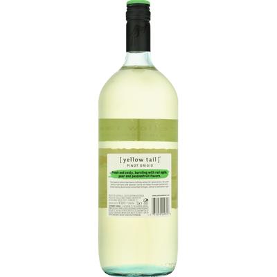 Yellow Tail Wine Pinot Grigio