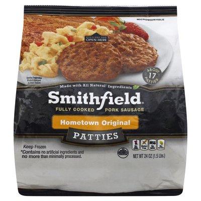 Smithfield Sausage Patties