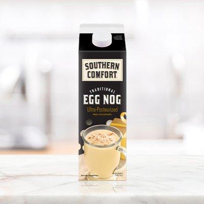 Southern Comfort Traditional Eggnog