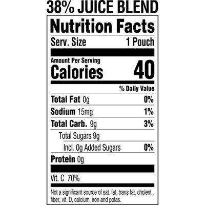 Honest Kids Kids Super Fruit Punch Organic Fruit Juice