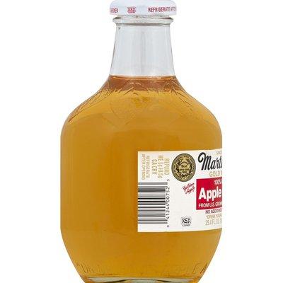 Martinelli's 100% Juice, Pure, Apple