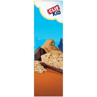 CLIF Kid Protein Peanut Butter Chocolate Whole Grain Crispy Snack Bar