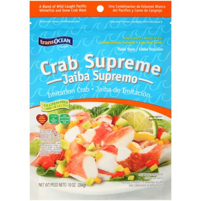 Crab Supreme Flake Style Imitation Crab
