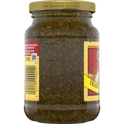 Classico Traditional Basil Pesto Sauce & Spread