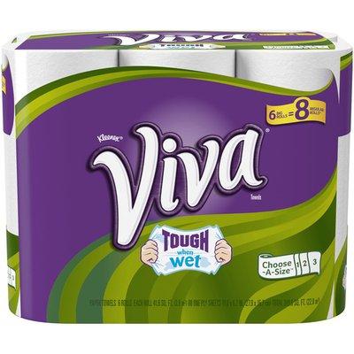 Viva Choose-A-Sheet* Paper Towels