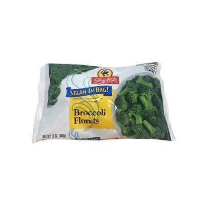 ShopRite Steam In Bag Broccoli Florets