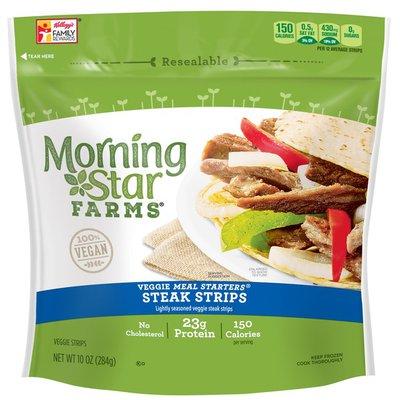 Morning Star Farms Veggie Meal Starters Steak