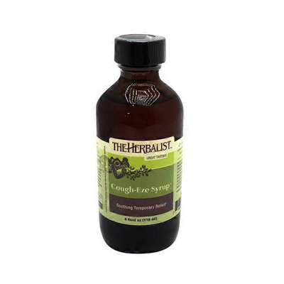 The Herbalist Cough Eze Syrup