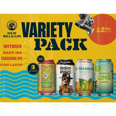 Variety Pack Beer