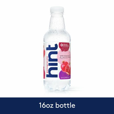 hint Pomegranate Flavored Water