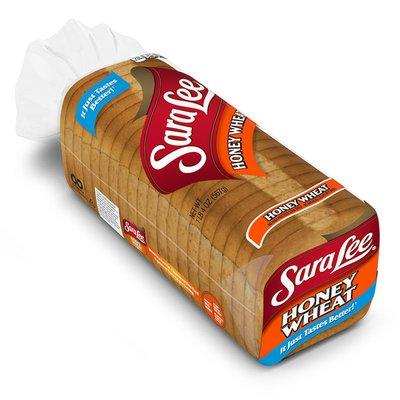 Sara Lee Honey Wheat Bread