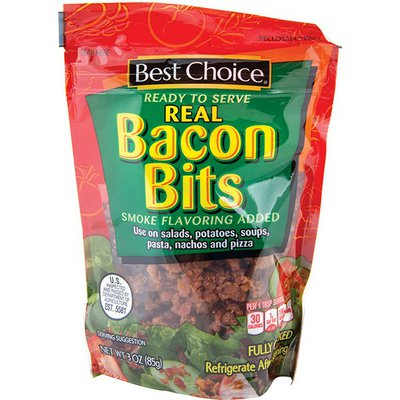 Best Choice Ready-to-Serve Real Bacon Bits
